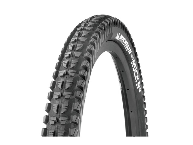 Michelin Wild Rock'R2 Advanced Fietsband 26 inch, vouwbaar, Reinforced, Gumx zwart